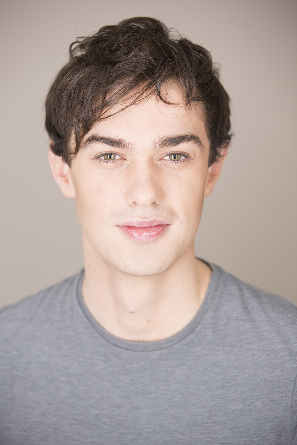 Actor headshot